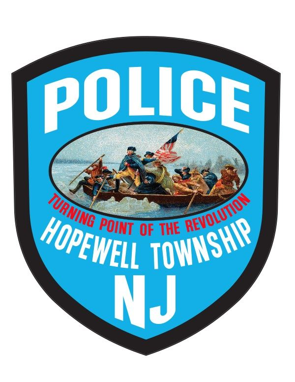Hopewell Police Patch jpeg