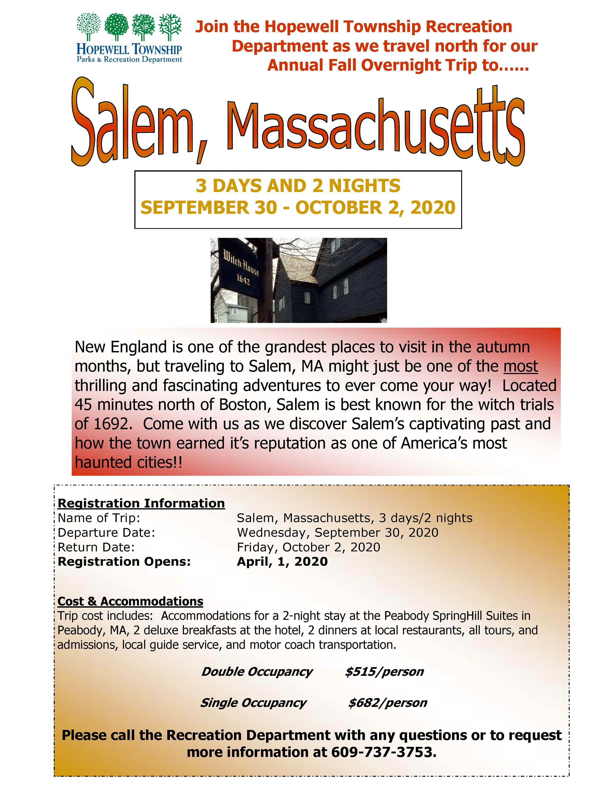 SALEM MASS FLYER 2020